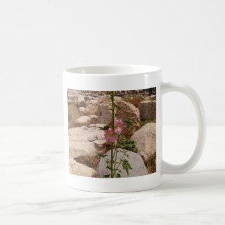 Pink Bindweed Mugs
