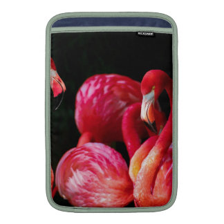 Pink Bird Birds flamingo Sleeve For MacBook Air