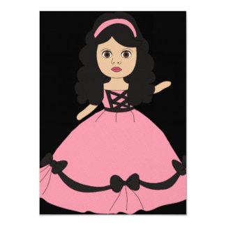 Pink & Black Gown Princess 2 Announcement