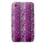 Pink & Black Leopard iPhone 3G Case Case-Mate iPhone 3 Case