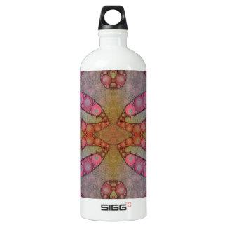 Pink Black Sassy Lips SIGG Traveler 1.0L Water Bottle
