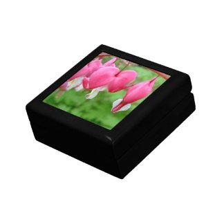 Pink Bleeding Heart Gift Box