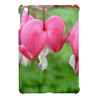 Pink Bleeding Heart iPad Mini Cases