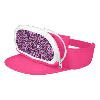 Pink Blimg Visor
