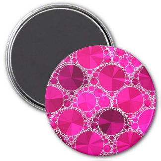 Pink Bling Magnet