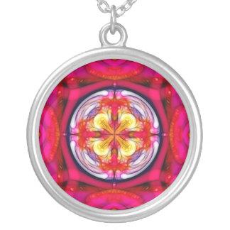 Pink Bloom Necklace