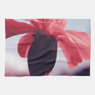 Pink bloom towel