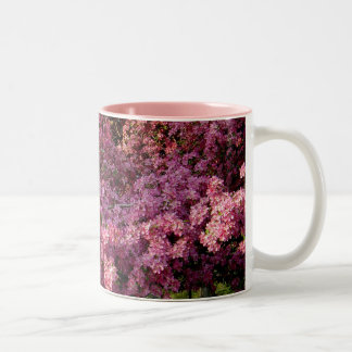 Pink Blossom Extravaganza Mug