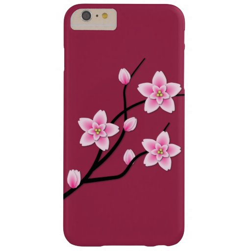 Pink Blossom iPhone 6 Plus Case | Custom Color