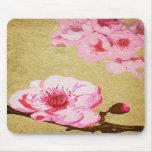 Pink Blossom Mousepad