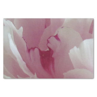 "Pink Blossom Tissue Paper 10"" X 15"" Tissue Paper"