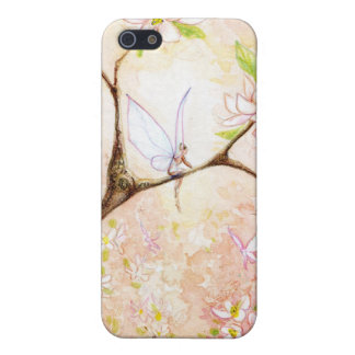 Pink Blossom View Case For iPhone SE/5/5s