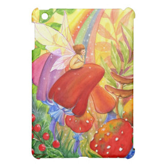 Pink Blossom View iPad Mini Covers