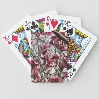 Pink Blossoms Card Deck