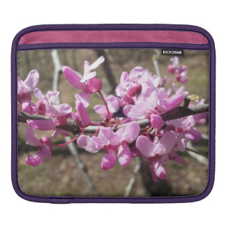 Pink Blossoms iPad Sleeve