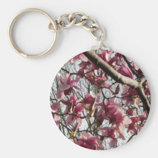 Pink Blossoms Key Chains