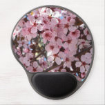 Pink Blossoms on Ornamental Flowering Tree Gel Mouse Pad