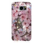 Pink Blossoms on Ornamental Flowering Tree Samsung Galaxy S6 Case
