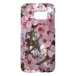 Pink Blossoms on Ornamental Flowering Tree Samsung Galaxy S7 Case