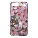 Pink Blossoms on Spring Flowering Tree iPhone 7 Plus Case