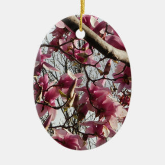 Pink Blossoms Ornament
