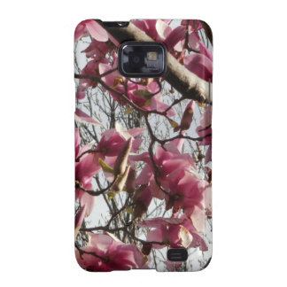 Pink Blossoms Samsung Galaxy S Cover