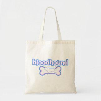 Pink & Blue Bloodhound Bag