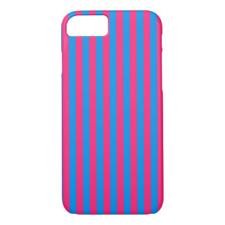 Pink & Blue Bubble Gum iPhone 8/7 Case