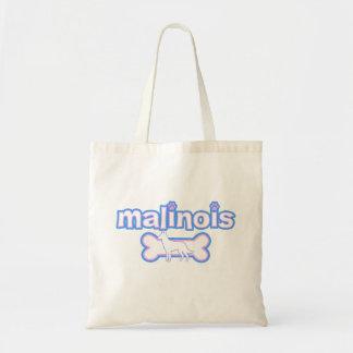 Pink & Blue Malinois Bag