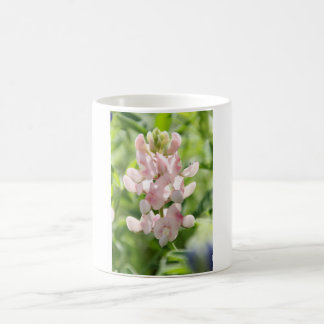 Pink Bluebonnet Coffee Mug
