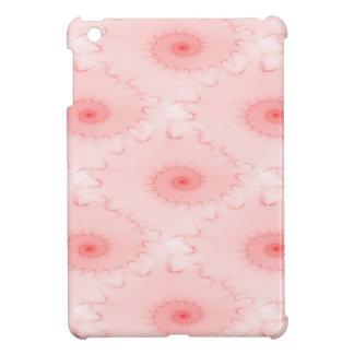 Pink Blush Nautilus Abstract iPad Mini Cases