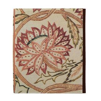 Pink Bohemian Flowers iPad Case
