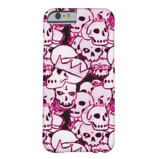 Pink Boneyard Reunion Barely There iPhone 6 Case