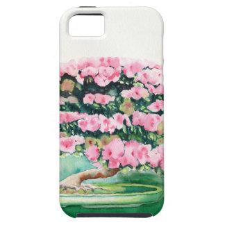 Pink Bonsai iPhone SE/5/5s Case