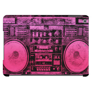 pink boombox case for iPad air