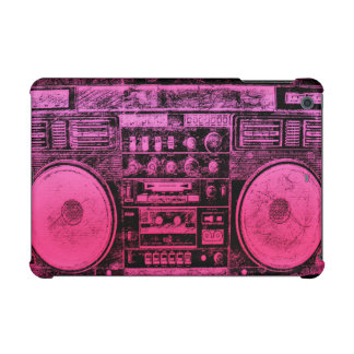pink boombox iPad mini retina cases