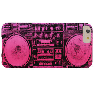 pink boombox iPhone 6 plus case