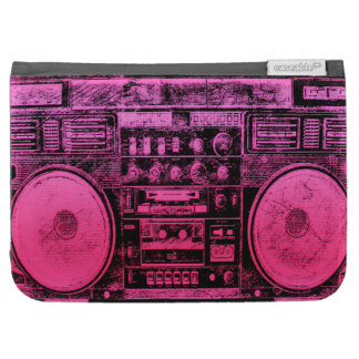 Pink boombox kindle 3 cases