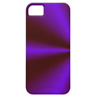 pink bordo PUR-polarizes rainbow iPhone SE/5/5s Case
