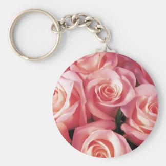 Pink Bouquet Keychain