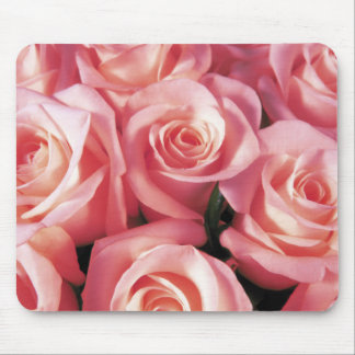 Pink Bouquet Mouse Pad