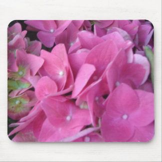 Pink bouquet mousepad