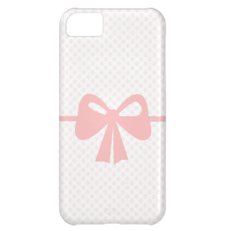 Pink Bow iPhone 5 Case