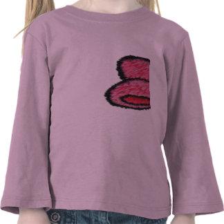 Pink Bow Tee Shirts