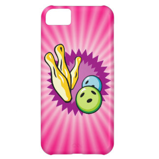 Pink Bowling iPhone 5C Case