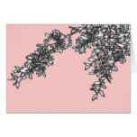 Pink Branches Cards