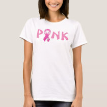Pink , Breast Cancer Awareness T-Shirt