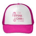 Pink Breast Cancer Walk I Pink I Can Hat