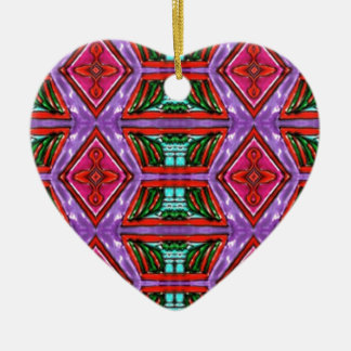 """Pink Bred Meli """" Designs 2013 """" Gifts ""0015 Ceramic Ornament"