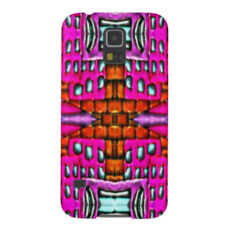 """Pink Bred Meli """" Designs 2013 """" Gifts ""007 Case For Galaxy S5"
